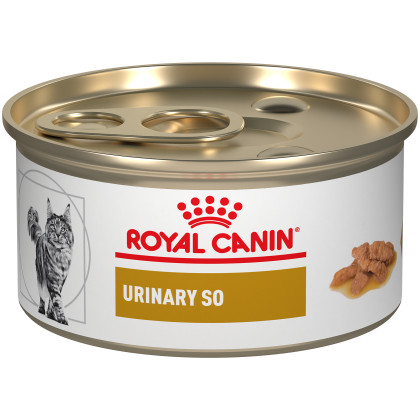 Urinary SO Morsels in Gravy Canned Cat Food