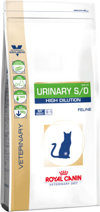Urinary S/O high dilution