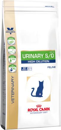 Urinary S/O high dilution