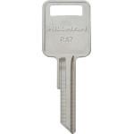 AMC Brass Auto Key Blank RA-7
