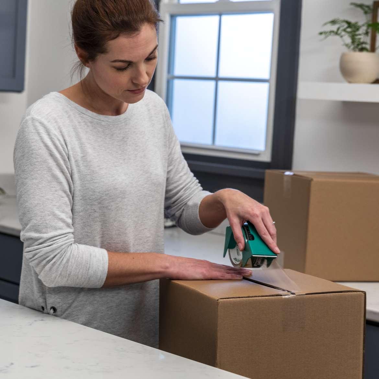 Duck® Brand EZ Start® Packing Tape