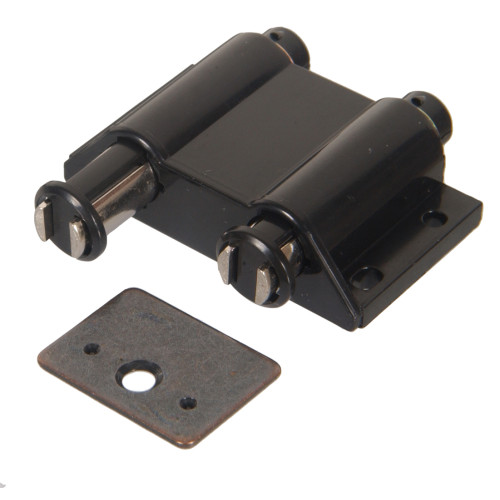Double Magnetic Latch (Black)