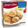 Smart Ones Mini Cheeseburger 6 - 2.46 oz Packs