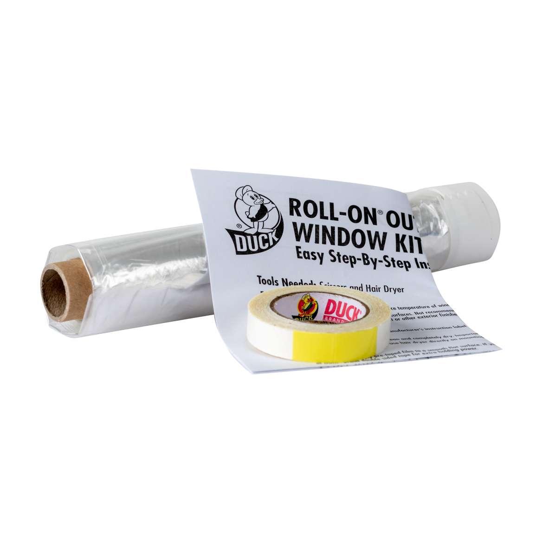 Max Strength Roll-On® Window Insulation Kits
