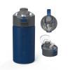 Genesis 12 ounce Vacuum Insulated Stainless Steel Tumbler, Indigo slideshow image 2