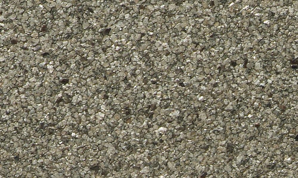 Crescent Gray Pebbles 32x40