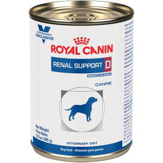 Renal Support D Morsels in Gravy Canned Dog Food