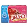 Jell-O Cherry Jelly Powder Light, Gelatin Mix