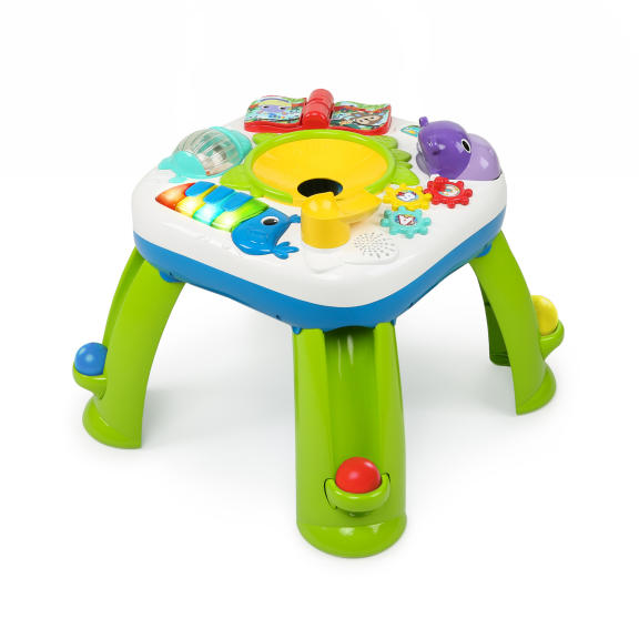Having a Ball Get Rollin' Activity Table