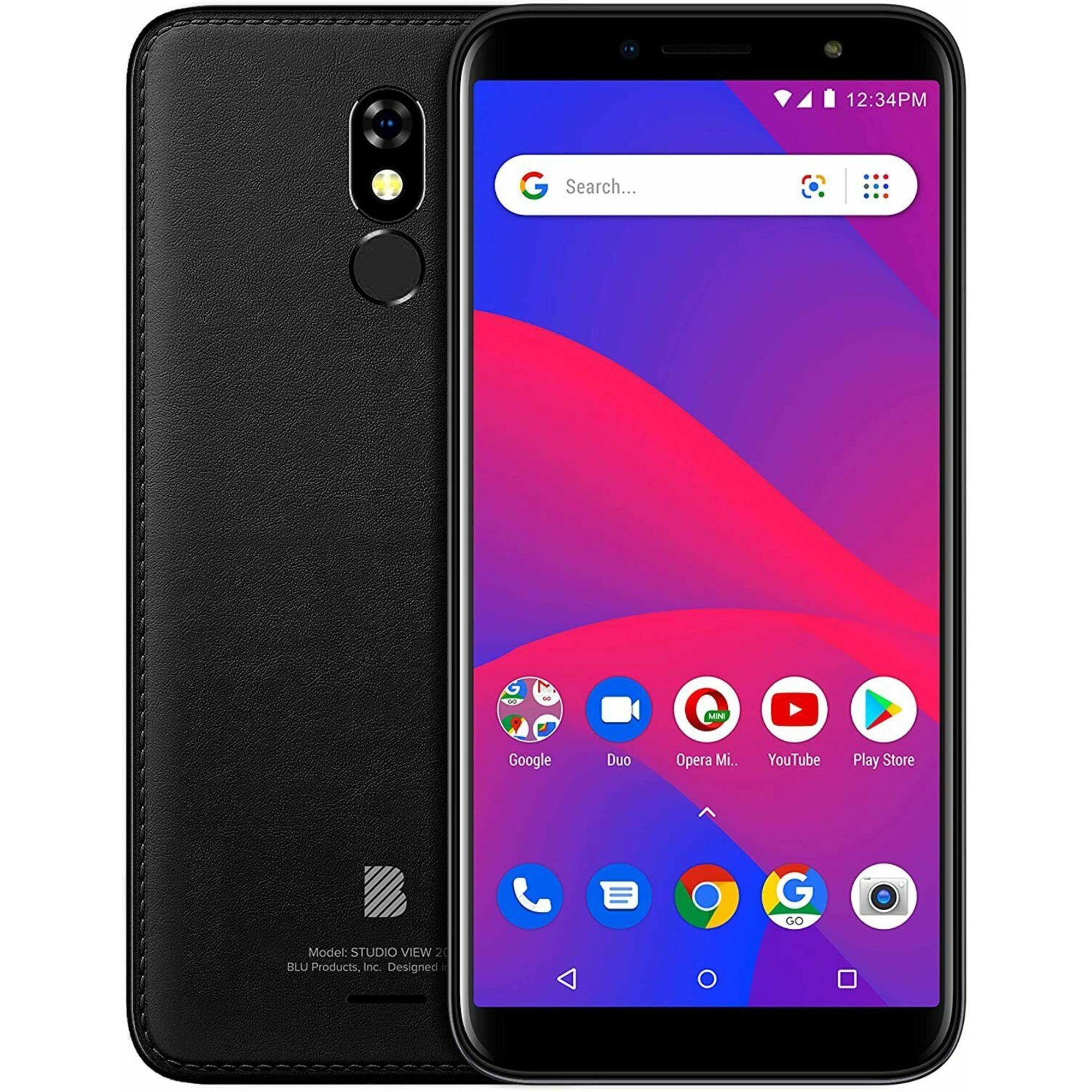 BLU Studio View 2019 S930EQ 32GB GSM Unlocked Android ...