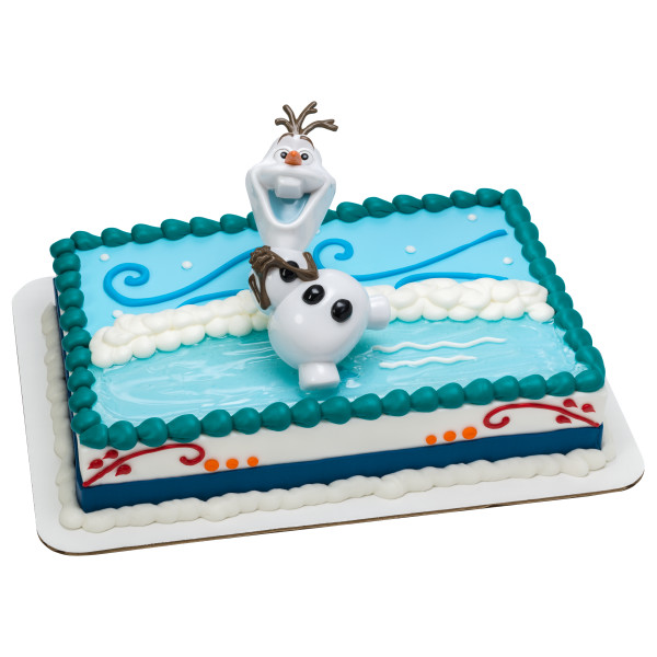Frozen Olaf Chillin Cake