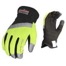 Radians RWG100 Radwear® Silver Series™ Synthetic High Visibility All Purpose Utility Glove