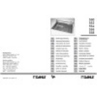 Dahle Professional Large Format Rotary Trimmers User Guide