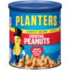 Planters Lightly Salted Cocktail Peanuts 16 oz Canister
