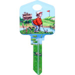 Great Outdoors- Golfing Key Blank