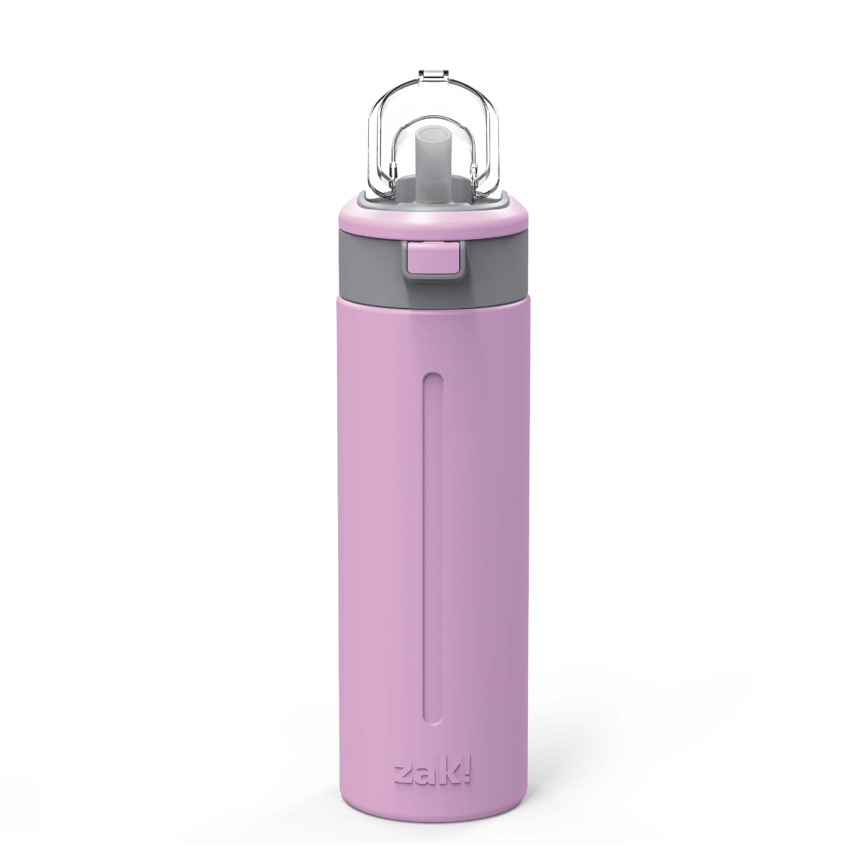 Genesis Vaccum Insulated Stainless Steel Water Bottle, Lilac slideshow image 3