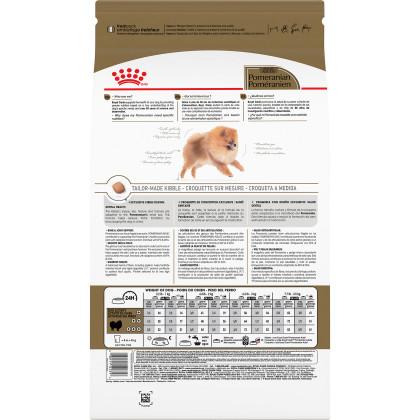 Pomeranian Adult Dry Dog Food