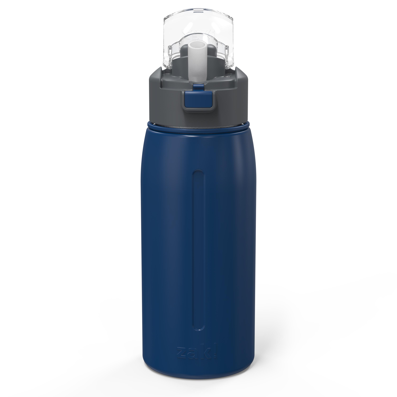 Genesis 24 ounce Vacuum Insulated Stainless Steel Tumbler, Indigo slideshow image 6