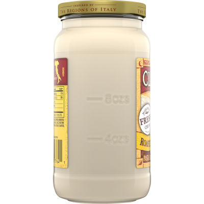 Classico Roasted Garlic Alfredo Pasta Sauce 15 oz Jar