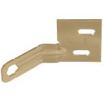 Hardware Essentials Bi-Fold Door Aligners