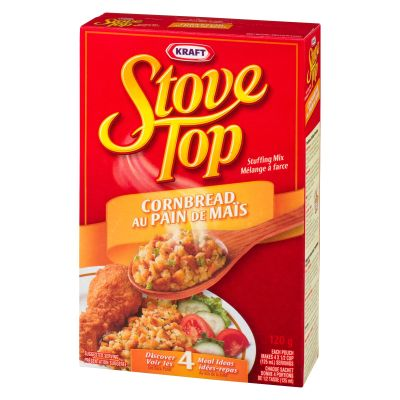 Stove Top Cornbreak Stuffing Mix