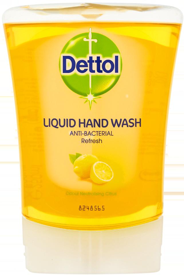 Dettol No Touch Hand Wash RefillCitrus