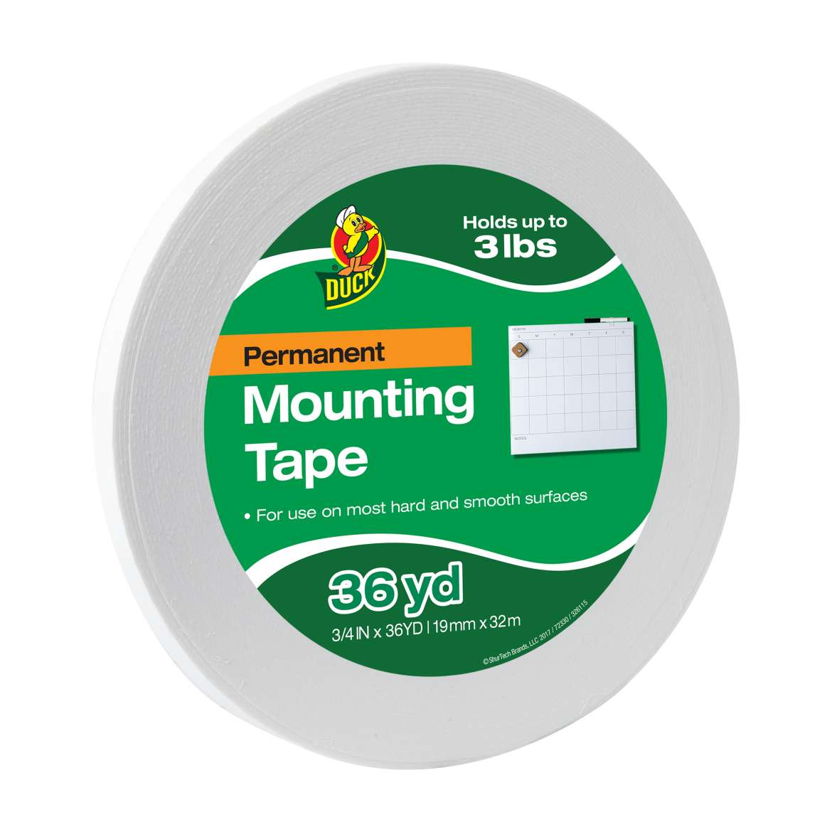 Permanent Mounting Tape