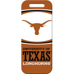 Texas Longhorns Large Luggage Quick-Tag