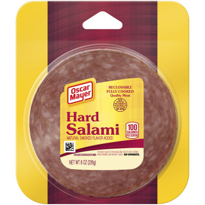 Oscar Mayer Hard Salami 8 oz