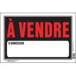"French For Sale Sign (8"" x 12"")"