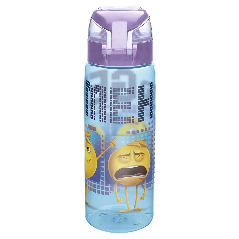 Emoji Movie 25 ounce Water Bottle, Emoticons slideshow image 4