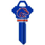 NCAA Boise State University Key Blank