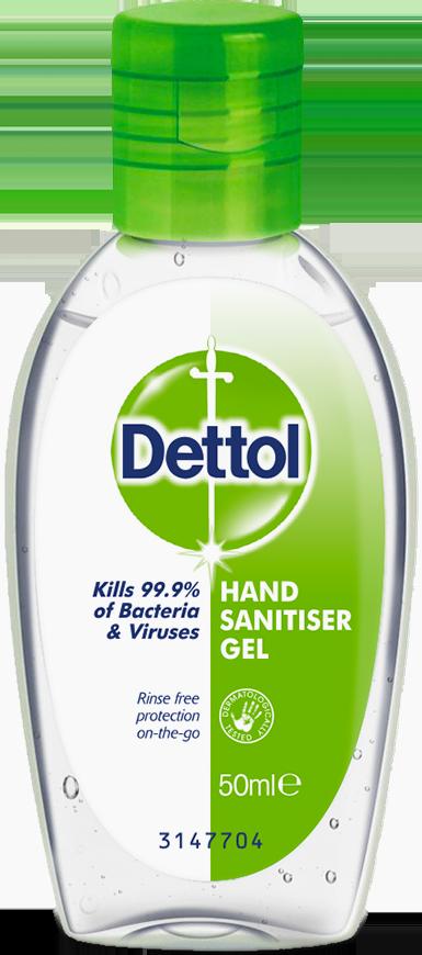 Dettol Hand Hygiene Gel Aloe Vera