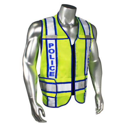 Radwear USA LHV-207-3G Police Safety Vest