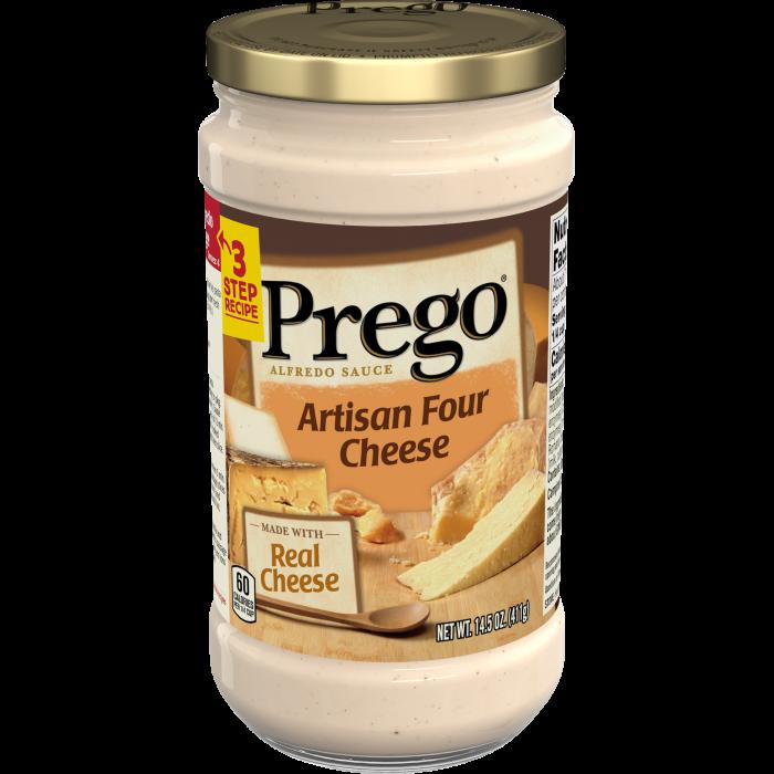 Four Cheese Alfredo Sauce