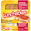 Oscar Mayer Lunchables Pepperoni & Cheese 2.25 oz Tray