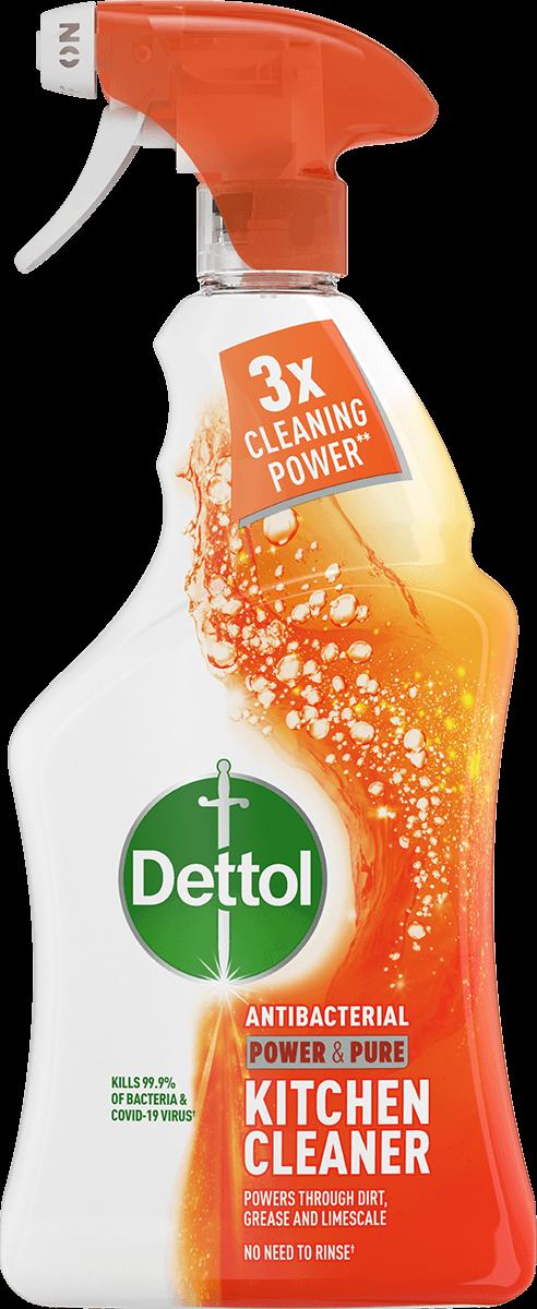 Dettol Power & Pure Kitchen Spray