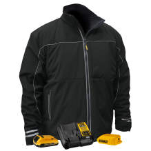DEWALT® Men's Heated Lightweight Soft Shell Jacket