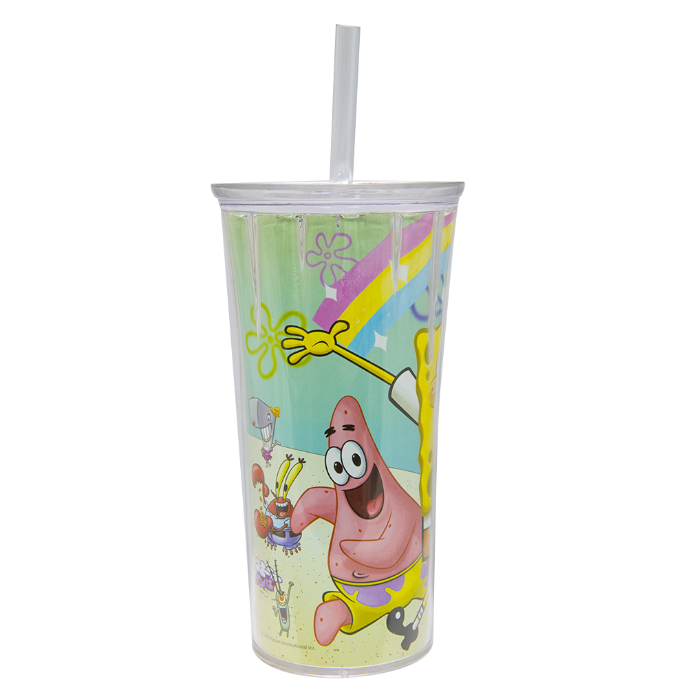 Nickelodeon 20 ounce Insulated Tumbler, SpongeBob SquarePants slideshow image 8
