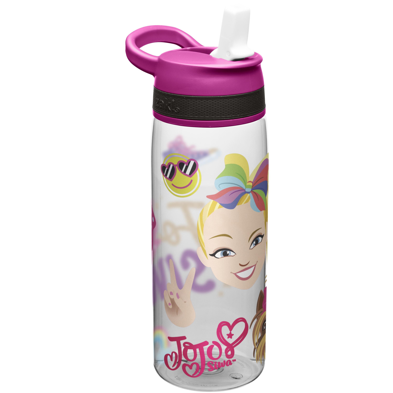 JoJo Siwa 25 ounce Water Bottle, Jojo & BowBow slideshow image 2