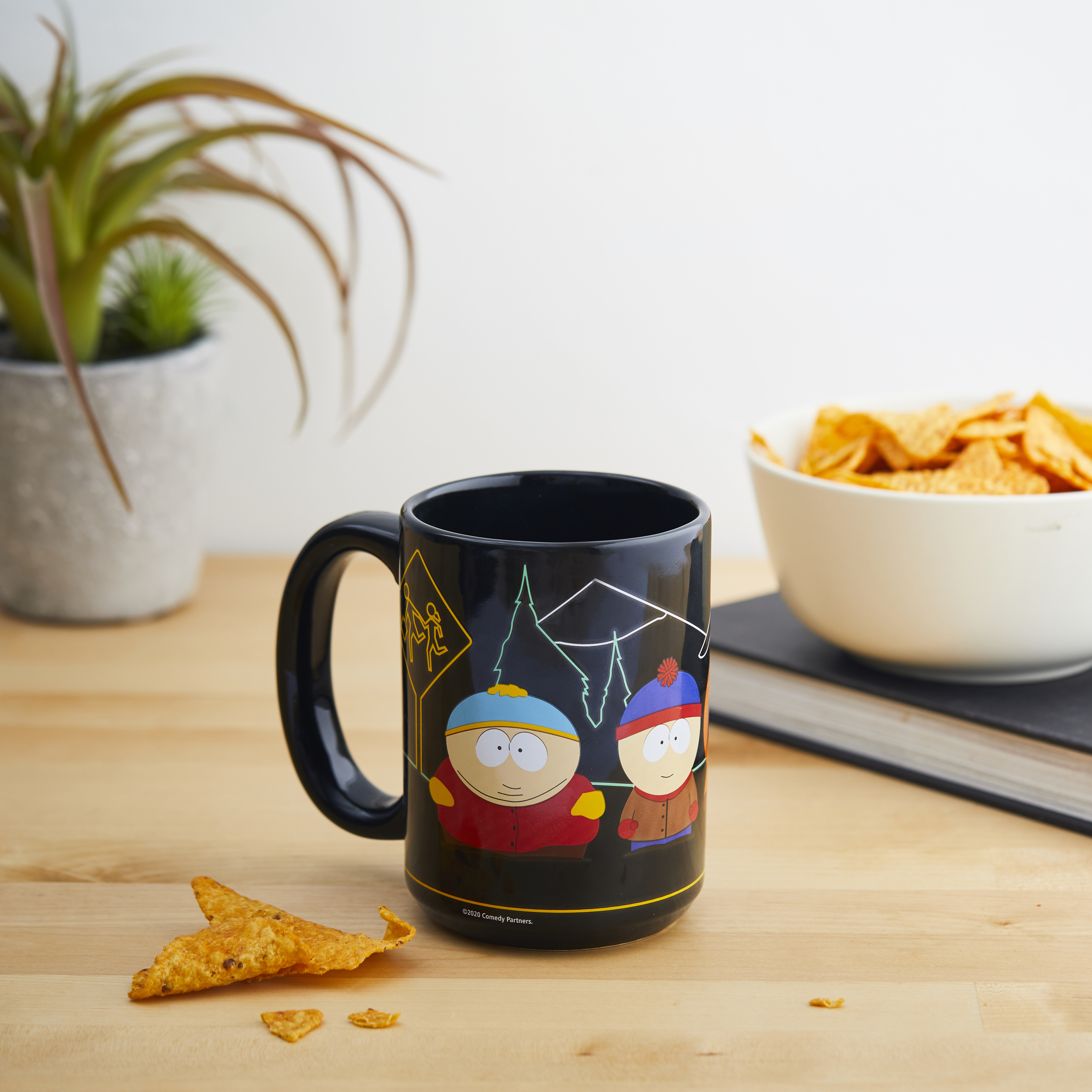 South Park 15 ounce Coffee Mug, Cartman, Kenny & Kyle slideshow image 4