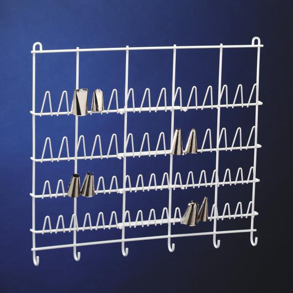 Tube & Bag Storage Rack Storage Solution