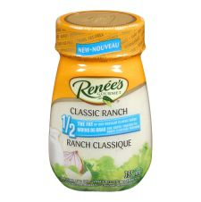 Renees Light Ranch Dressing, 355mL