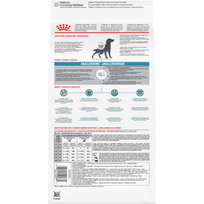 Royal Canin Veterinary Diet Canine Anallergenic Dry Dog Food