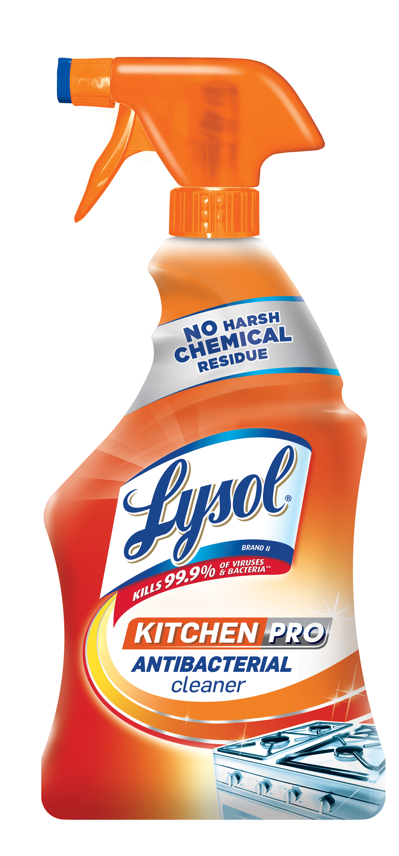 LYSOL® Kitchen Pro Antibacterial Cleaner