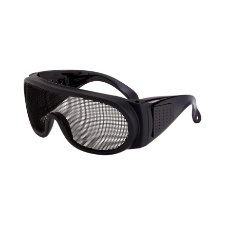 Crossfire Wire Mesh Over the Glass Safety Eyewear