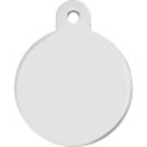 Dog with Halo Large Circle Quick-Tag 25 Pack