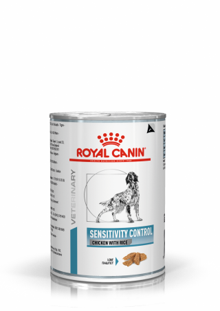 Canine Sensitivity Control Chicken With Rice (in loaf)