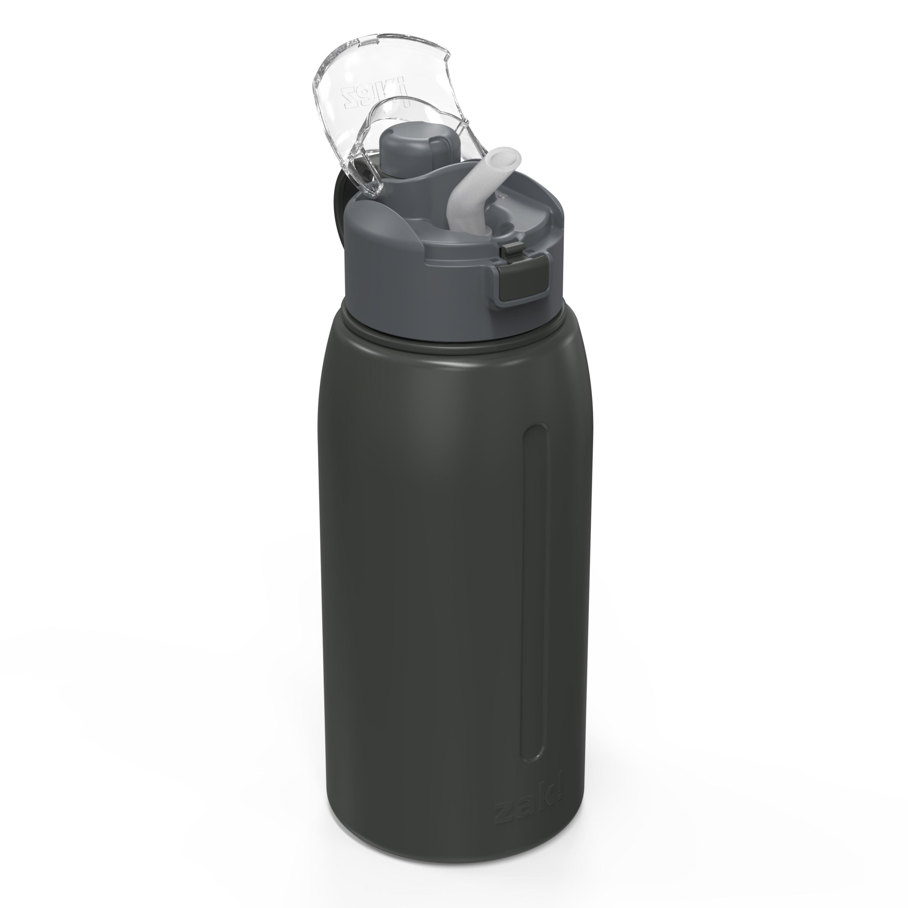 Genesis 32 ounce Vacuum Insulated Stainless Steel Tumbler, Charcoal slideshow image 3