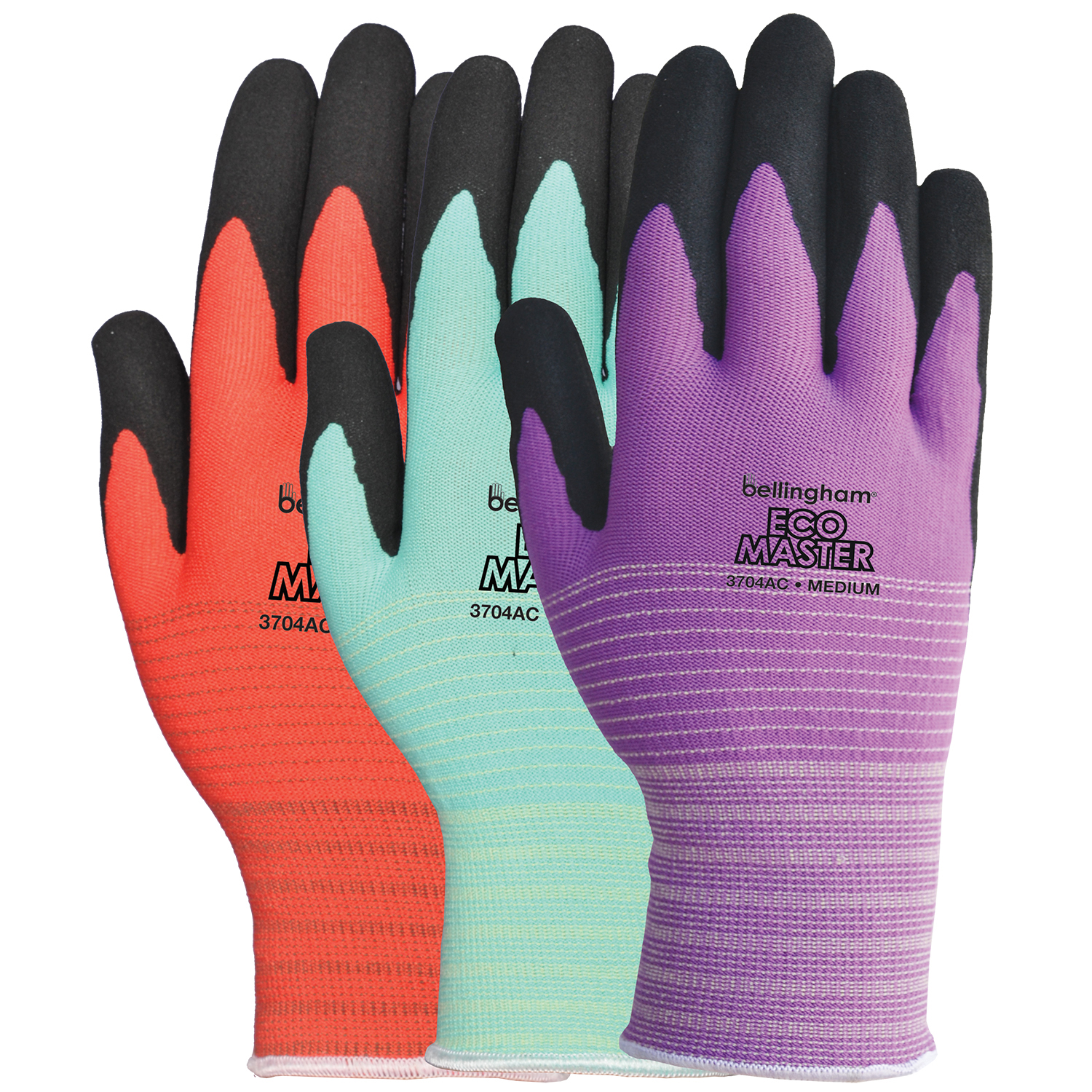 Bellingham Eco Master® Glove with Polymer PU Palm Glove - Assorted Colors